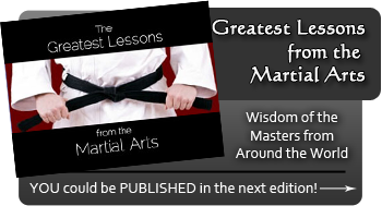 A full-color compilation of martial wisdom from around the world